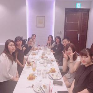東京スタッフでお食事会をしました!