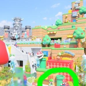 マリオとルイージ、キノピオとも撮影できるSUPER NINTENDO WORLD☆