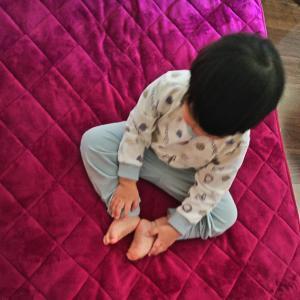 自閉症知的障害疑い3歳息子を超能力者か天才か!と思った瞬間と赤ちゃんのお風呂