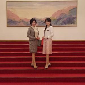 青木先生とタカラヅカ♪