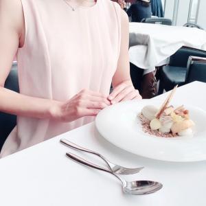 フランス料理テーブルマナー個人レッスンでした