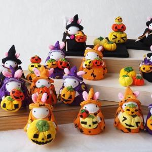 10月はおうちでハロウィンを楽しみましょう!