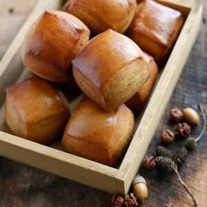 パヴェ♪珈琲牛乳パン。
