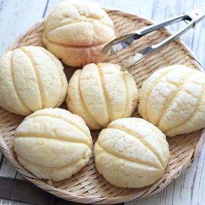 やっぱり日本のパン!!メロンパン♪