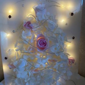 エターナルアイス壁スタイルがほんのり灯りを照らすフィエルテオリジナル作品