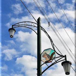 街路灯 2(レトロ)
