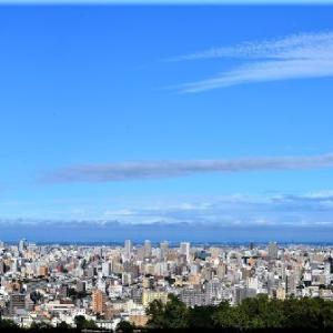 パノラマ合成(旭山記念公園)