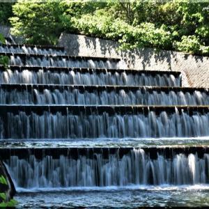 小樽奥沢水源地 水管橋