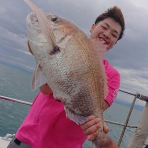 今日も大漁