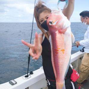 程良く大漁