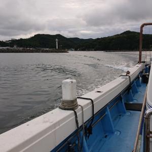 2021/09/03 ボートアジング in 南伊勢