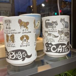 犬図鑑と猫図鑑?