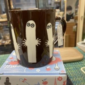 ニョロニョロのマグカップです。
