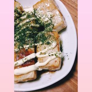 ☆豆腐の照りマヨ焼き☆