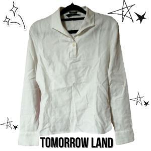 ☆トゥモローランドコレクションの白シャツを出品しました☆