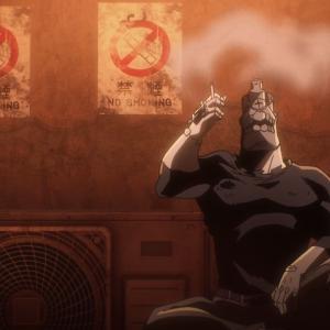 【ノー・ガンズ・ライフ】第2話 感想 煙草は俺の命