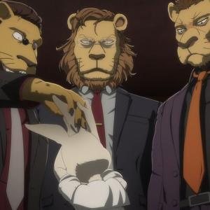 【BEASTARS】第9話 感想 ライオンは善良である【ビースターズ】