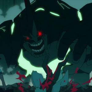 【BNA】第8話 感想 伝説の銀狼の血塗られた過去【ビー・エヌ・エー】