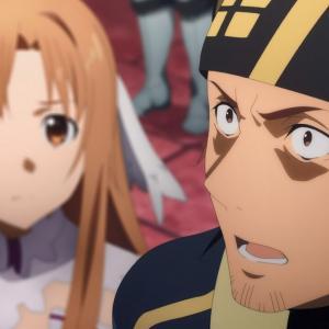 【SAO アリシゼーション2期】第話 感想 SAOの亡霊【ソードアート・オンライン】