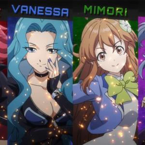 【シャドウバース】第16話 感想 女4人の運命のタッグバトル!