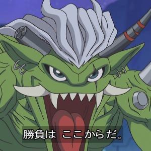 【デジモンアドベンチャー:】第9話 感想 男気溢れる中間管理職オーガモン!