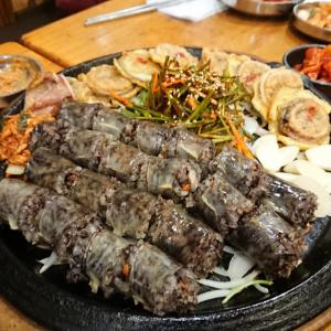 夢に出てきた!食べたい韓国料理たち♪