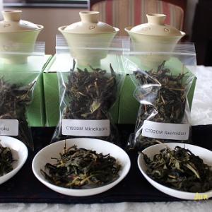 茶煙永日香~宮崎茶房の晒青緑茶