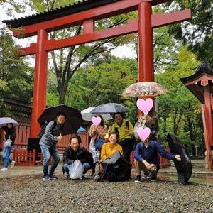10月22日氷川神社ツアーご報告