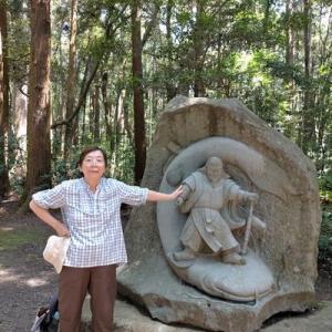 東国三社巡りで神様に叱られて来ました。