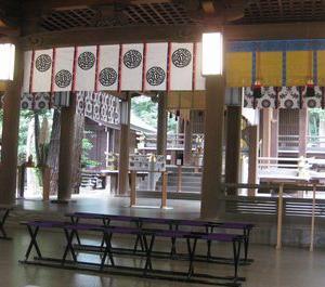 【音声】大宮氷川神社参拝行ってきました