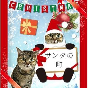 猫絵本『サンタの町4』