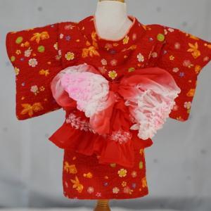 今年は赤い浴衣でちの(●^o^●)