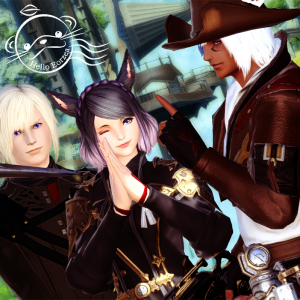 【FF14】One day with Eorzea