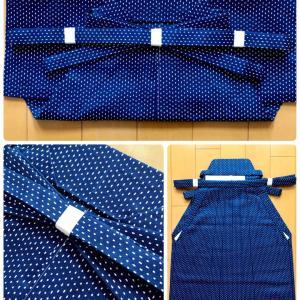 七五三、五歳男児の袴のお仕立て!
