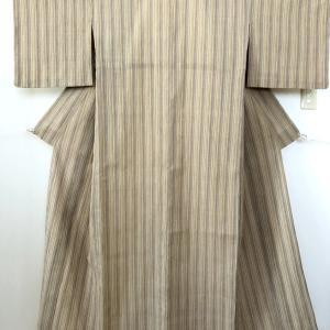 綿・麻の単衣着物のお仕立て!