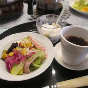 「我が家の朝食」