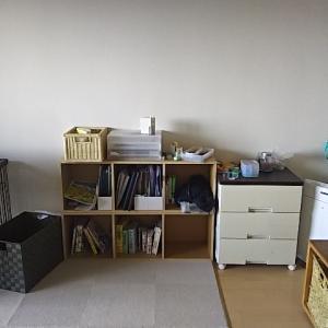 【整理と掃除】リビングの子どもスペースを整理