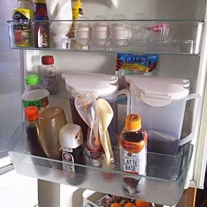 【掃除】冷蔵庫の中と外掃除