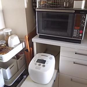 【掃除】キッチン家電はレンジで温めた布巾で拭く