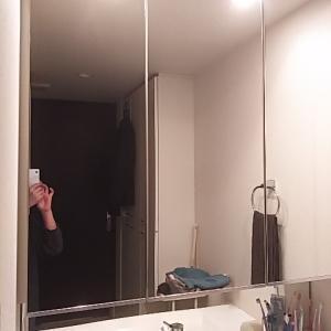 【掃除】鏡ピカピカとシャトレーゼ