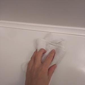 【掃除】お風呂掃除と新しいスキージー
