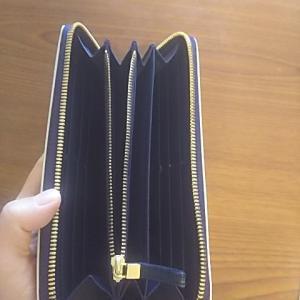 お財布をすっきりきれいに♪