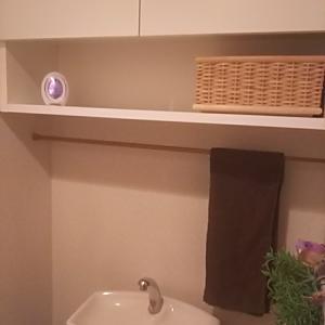 【掃除】トイレの床しっかり掃除