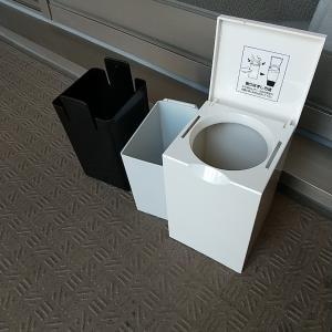 【掃除】ごみ箱の水洗い