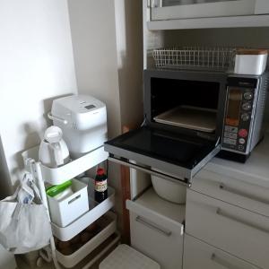 【掃除】キッチン家電のお手入れ