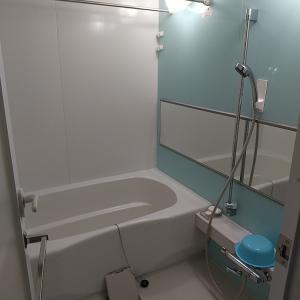 お風呂の壁に付いてる「〇〇」は外せて洗える!