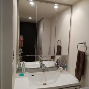 【掃除】鏡の拭き掃除は毎日やる
