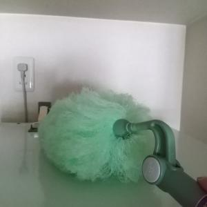 【掃除】冷蔵庫上の掃除