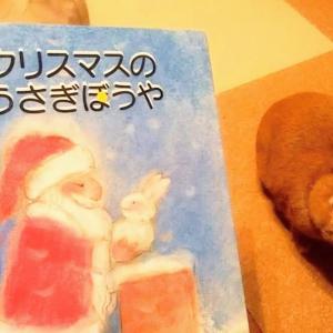 クリスマスのうさぎぼうや