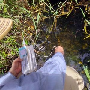 定期、水質調査